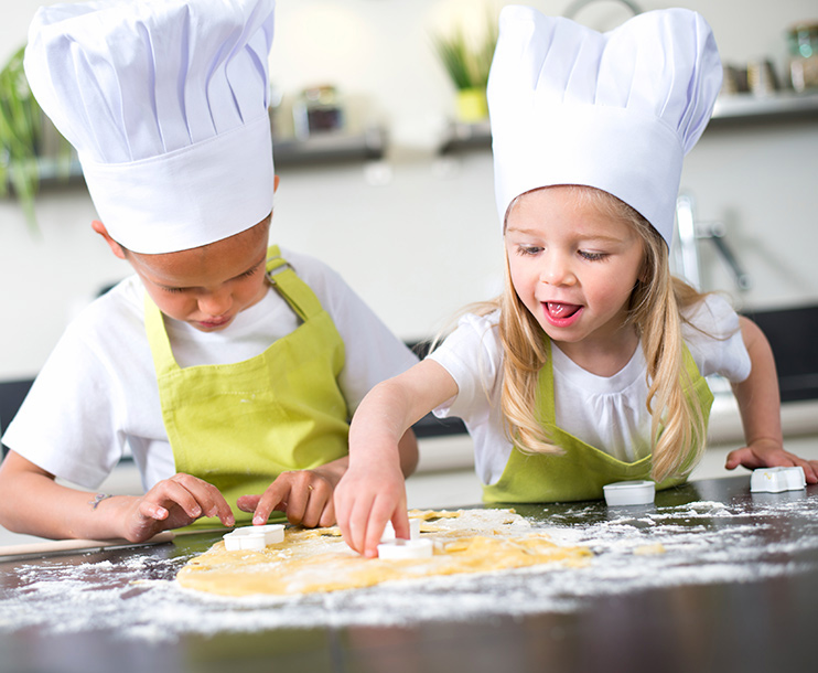 kinder backen kunstmuehle schmid